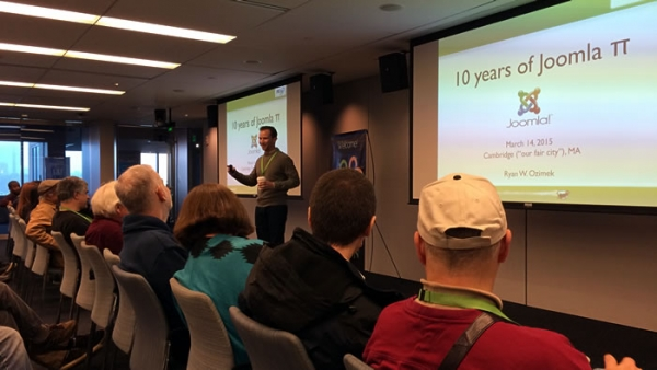 Ryan Ozimek Keynote: 10 Years of Pi